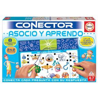 Educa Borrás JUEGO CONECTOR ASOCIO Y APRENDO DE ...