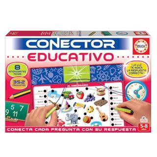 Educa Borrás JUEGO CONECTOR EDUCATIVO DE 5-8 AÑOS ...