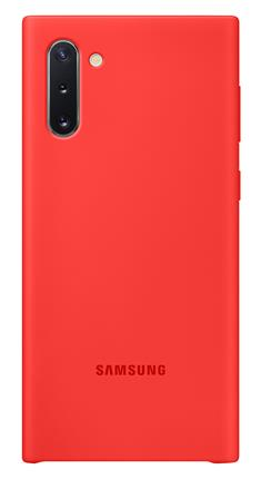 Samsung SILICONE COVER NOTE 10 RED