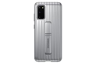 Samsung S20 PTOTECT ST. COVER GRIS