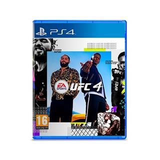 ELECTRONIC ARTS JUEGO SONY UFC 4