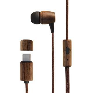 Energy Sistem Earphones Eco Walnut Wood (Type C. ...