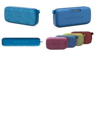 Energy Sistem Fabric Box 3+Trend Blueberry