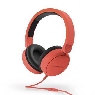 Energy Sistem Headphones Style 1 Talk Chili red (Over-Ear. 180º rotation. detachable cable. Audio-In)