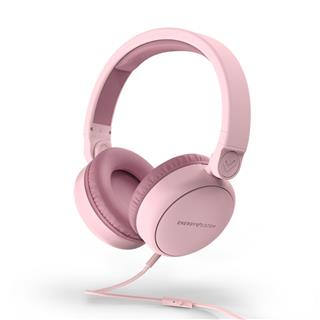 Energy Sistem Headphones Style 1 Talk Pure pink (Over-Ear. 180º rotation. detachable cable. Audio-In)