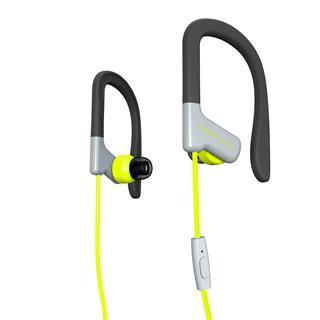 ENERGY SISTEM EARPHONES SPORT 1 YELLOW MIC (·