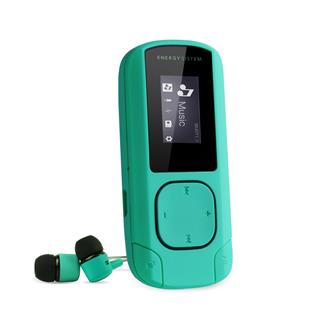 Energy System MP3 Clip Mint (8GB. Clip. Radio FM ...