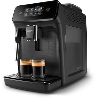 Cafetera Express Philips Ep1220/00 Negro Mate