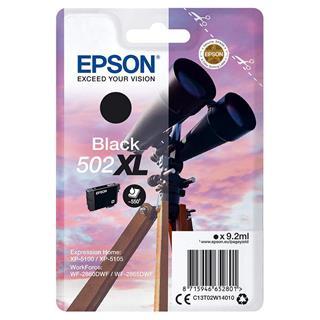 TINTA EPSON BLACK 502 XL