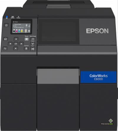 """EPSON ColorWorks CW-C6000Ae 4"""" (Modelo cortador)"""