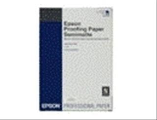 Papel Epson  GF Proofing White  Semimatte. 17 x 30.5m. 256g