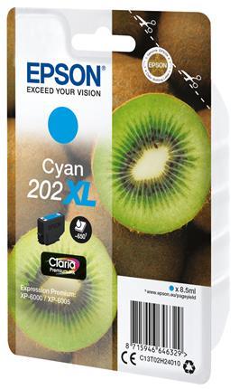 TINTA EPSON 202 CYAN XL