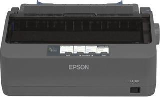 Impresora matricial Epson LX350/347cps monocromo 9Pins USB