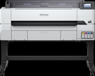 Impresora profesional Epson SureColor SC-T5405 tinta color WiFi