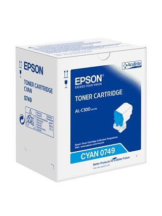 Tóner cián Epson AcuBrite 8.8k