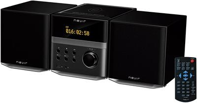 Equipo Hifi Micro Nevir Nvr-699 Mcdu cd Bluetooth