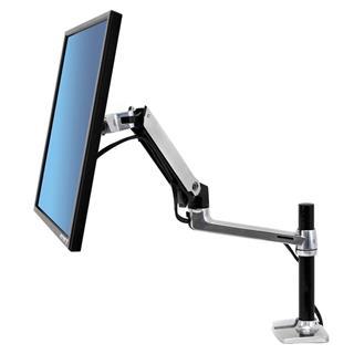 Ergotron 45-295-026/LX DeskMount LCDArm Tall Pole