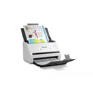 Escáner Epson DS-530 II ADF 1200x1200DPI blanco