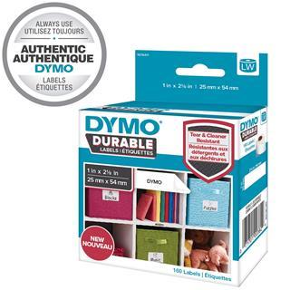 Etiquetas DYMO Labelwriter Durable 25X54 MM