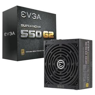 EVGA SUPERNOVA 550 G2 GOLD      PREMIUM POWER SUPP