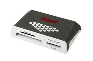 KINGSTON USB 3.0 HI-SPEED MEDIA READER   IN
