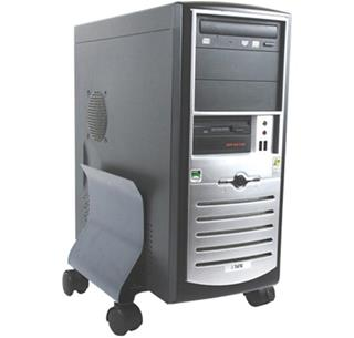 FELLOWES SOPORTE PARA CPU                METALICO GRAFI