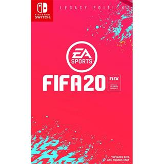 FIFA 20 Legacy Edition Nintento Switch