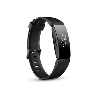 Fitbit Inspire HR Black/Black Fitness Band EU