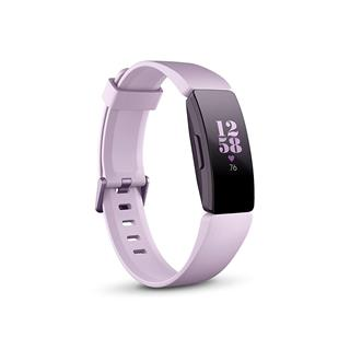 Fitbit Inspire HR Lilac Fitness Band EU