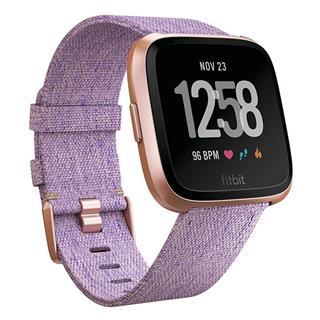 Smartwatch Fitbit Versa Edición Especial Tejido ...