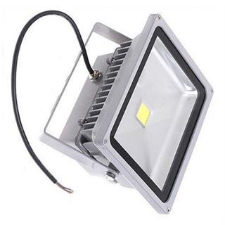 FOCO LED 30W RETTO PARA INTERIOR Y EXTERIOR 220V LUZ FRIA 6500K
