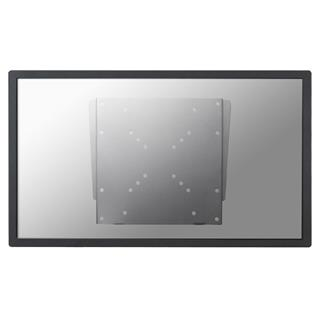 "Newstar Wall Mount 10-40"" Fixed Ultrathin SILVER"