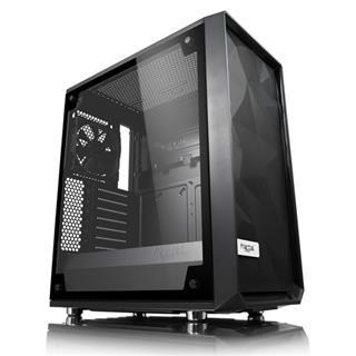 Semitorre Fractal Design Meshify C USB3.2 cristal templado negra