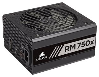 FUENTE ALIMENT. CORSAIR SERIES RM750X  80+ GOLD FULL MODULAR 750