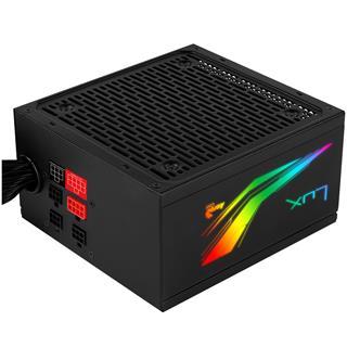 FUENTE ALIMENTACION AEROCOOL LUX RGB  550W. ...