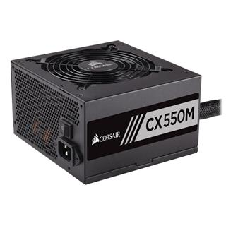 FUENTE ALIMENTACIÓN CORSAIR Builder Series CX V2 550 Watt Semi-M