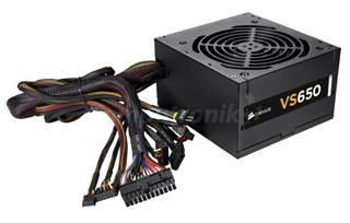 FUENTE ALIMENTACIÓN CORSAIR VS SERIES VS650 650WATT