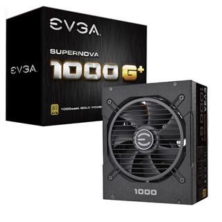 FUENTE ALIMENTACION EVGA SUPERNOVA 1000 G1+. 80 PLUS GOLD 1000W.