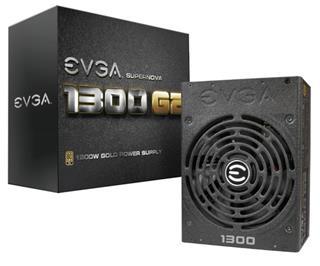 FUENTE ALIMENTACION EVGA SUPERNOVA 1300 G2. 80+ GOLD 1300W FULLY