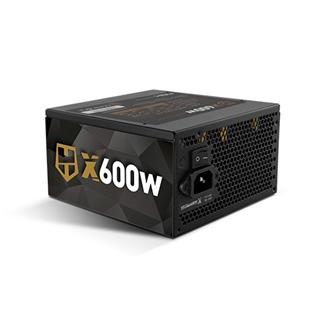 FUENTE ATX 600W NOX HUMMER X600W