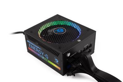 FUENTE ATX 850W COOLBOX DG ENERGY RGB 80+GOLD