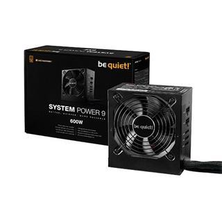Fuente de alimentación Be Quiet! System Power 9 ...