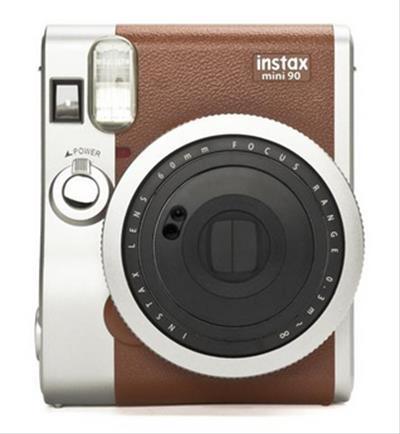 Fujifilm Instax Mini 90 marrón Neo Classic
