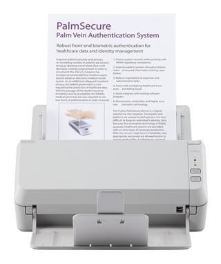 FUJITSU Escaner SP-1120N - escáner de oficina