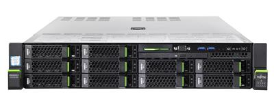 Servidor Fujitsu FTS RX2540M5 Xeon Silver 4210 ...