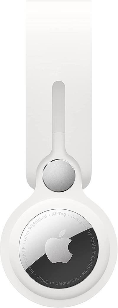 Funda Apple Airtag Loop MX4F2ZM/A blanco