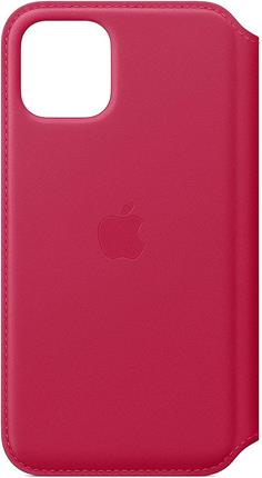 Funda Apple iPhone 11 Pro libro roja