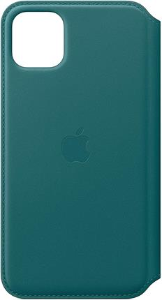 Funda Apple iPhone 11 Pro Max libro verde