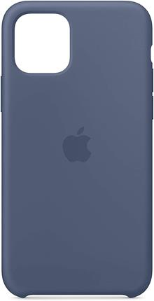 Funda Apple iPhone 11 Pro silicona azul