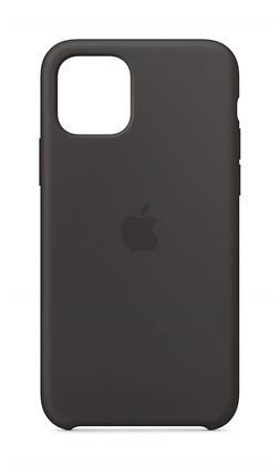 Funda Apple iPhone 11 Pro silicona negra